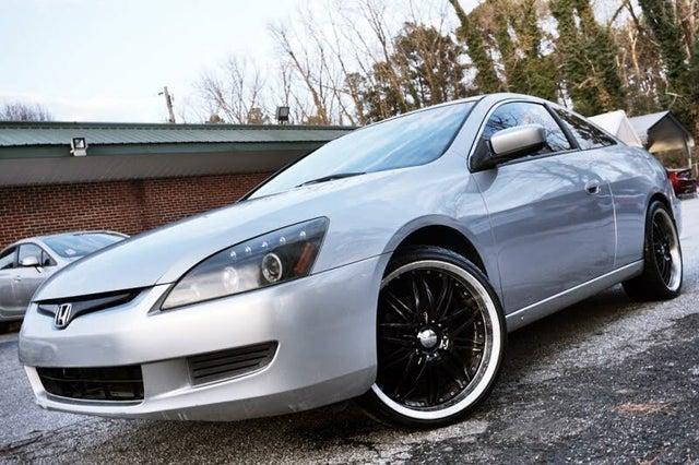 2004 Honda Accord Coupe EX V6