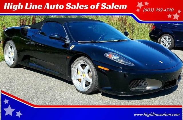 Used 2007 Ferrari F430 Spider For Sale Right Now Cargurus