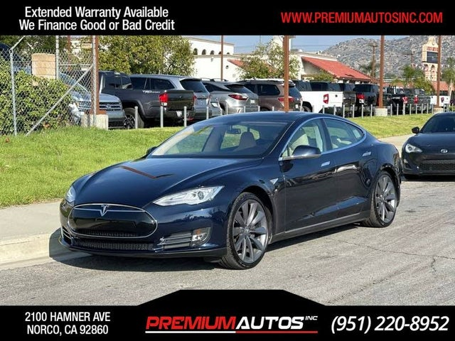 2013 Tesla Model S Signature Performance RWD