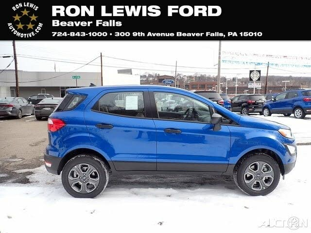 2021 Ford EcoSport S AWD