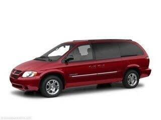 2001 Dodge Grand Caravan Sport FWD