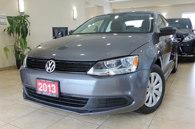 2013 Volkswagen Jetta Trendline Plus