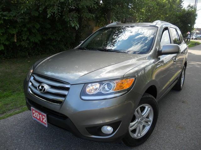 2012 Hyundai Santa Fe 3.5L GL AWD