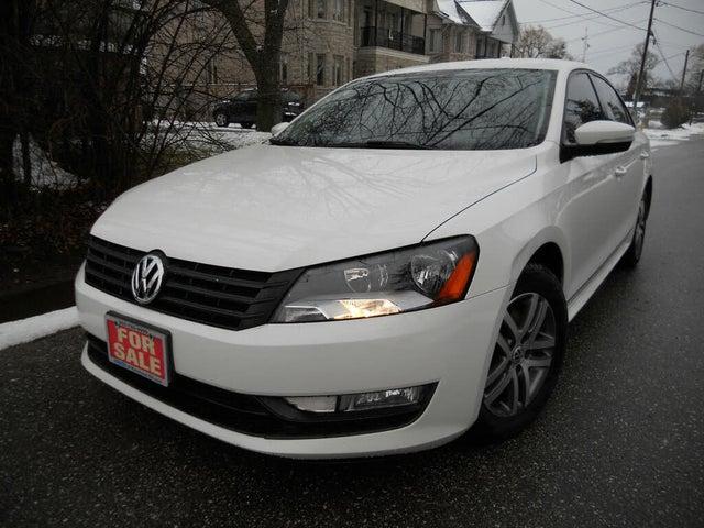 2013 Volkswagen Passat TDI Trendline