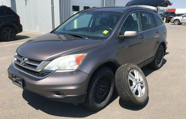 2011 Honda CR-V EX-L AWD with Navigation