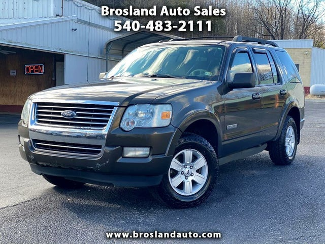 2008 Ford Explorer XLT 4WD