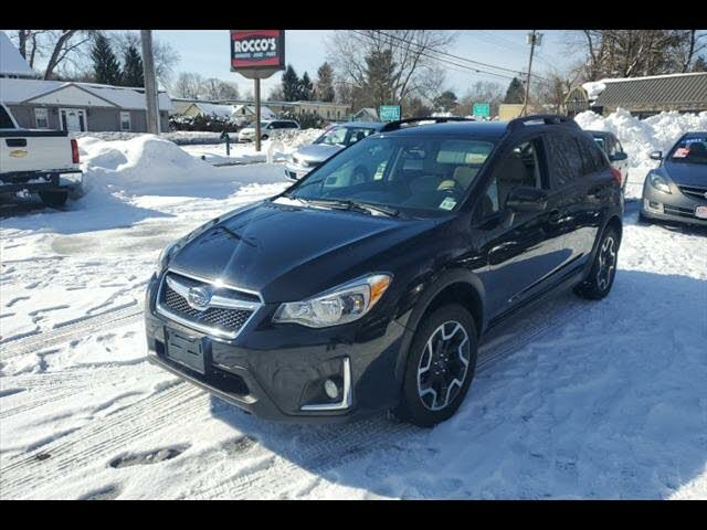 2016 Subaru Crosstrek Base