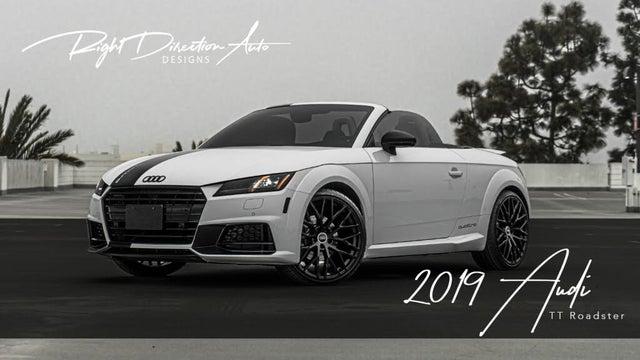 2019 Audi TT 2.0T quattro Roadster AWD