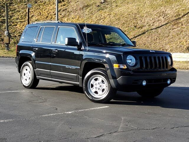 used jeep patriot for sale in greenville, sc - cargurus