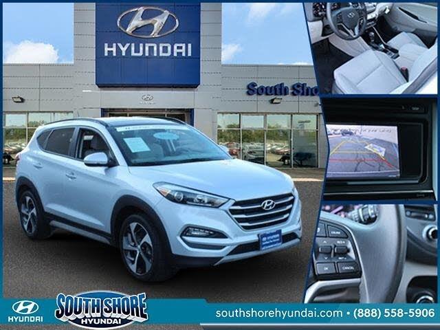 2017 Hyundai Tucson 1.6T Value AWD