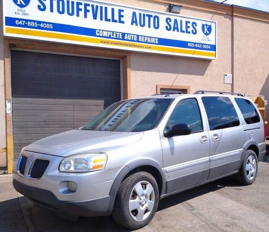 2006 Pontiac Montana SV6 Extended Minivan