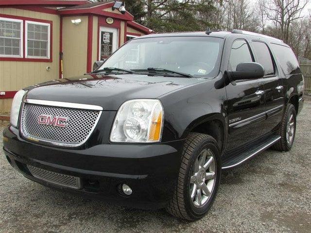 2007 GMC Yukon XL 1500 SLT-2 4WD