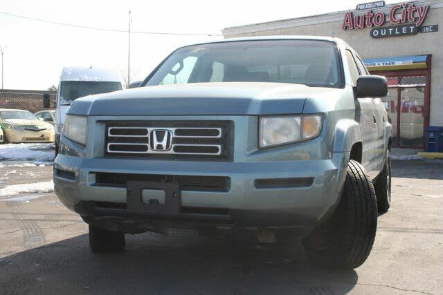 2006 Honda Ridgeline RT