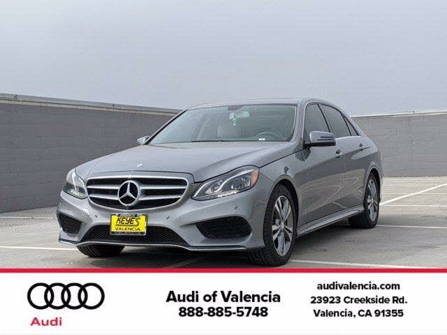 2014 Mercedes-Benz E-Class E 250 BlueTEC Luxury