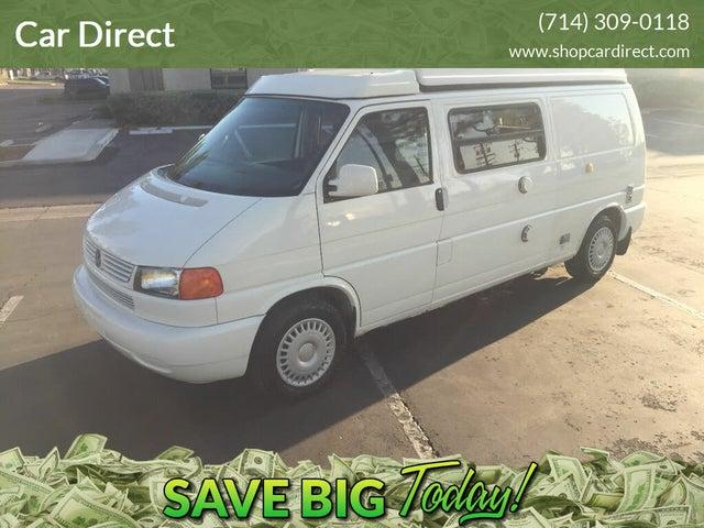 2000 Volkswagen EuroVan 3 Dr MV Passenger Van