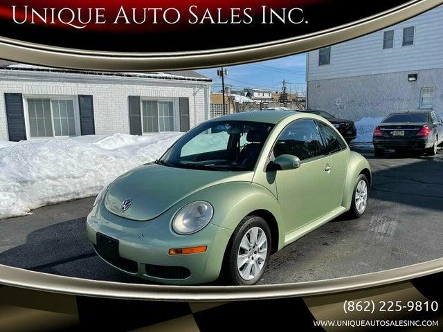 2008 Volkswagen Beetle SE