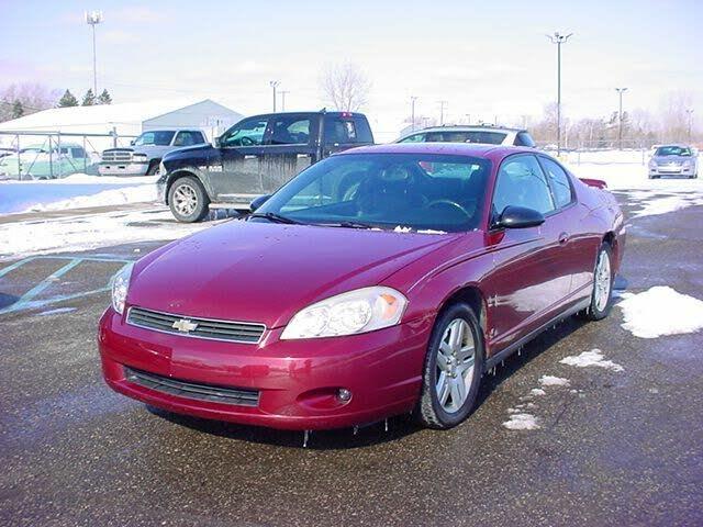 2006 Chevrolet Monte Carlo 3.9L LT FWD