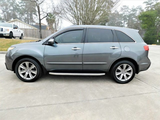 2012 Acura MDX SH-AWD with Advance Package