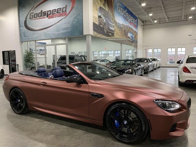 2013 BMW M6 Convertible RWD