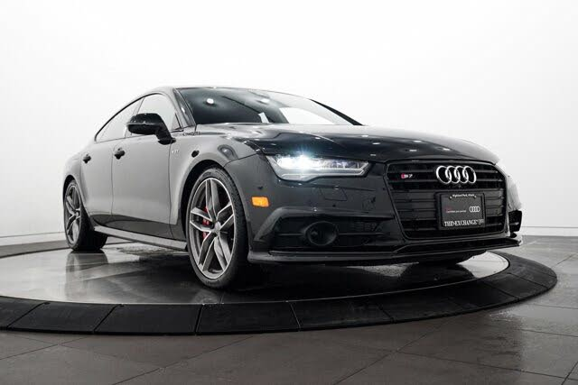2017 Audi S7 4.0T quattro Premium Plus AWD