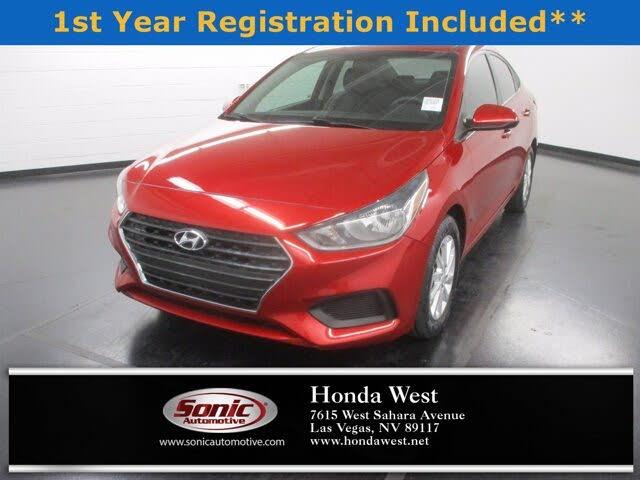 2018 Hyundai Accent SEL Sedan FWD