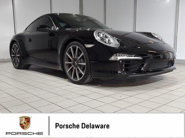 2015 Porsche 911 Carrera S Coupe RWD