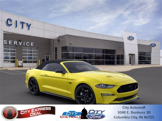 2021 Mustang Gt Premium Convertible Price