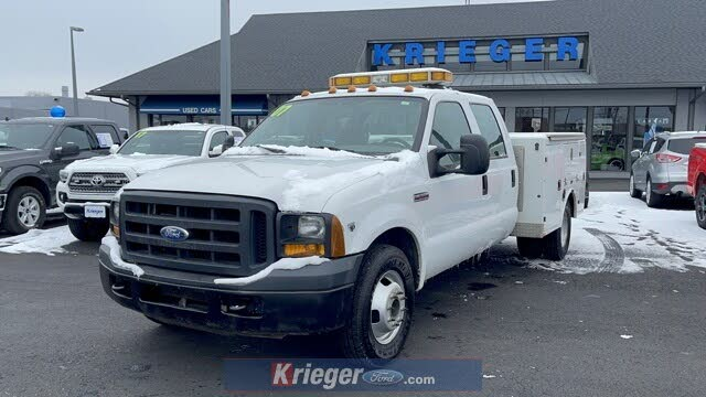 2007 Ford F-350 Super Duty XL Crew Cab LB DRW