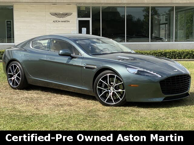 Used 2017 Aston Martin Rapide Shadow Edition Rwd For Sale With Photos Cargurus