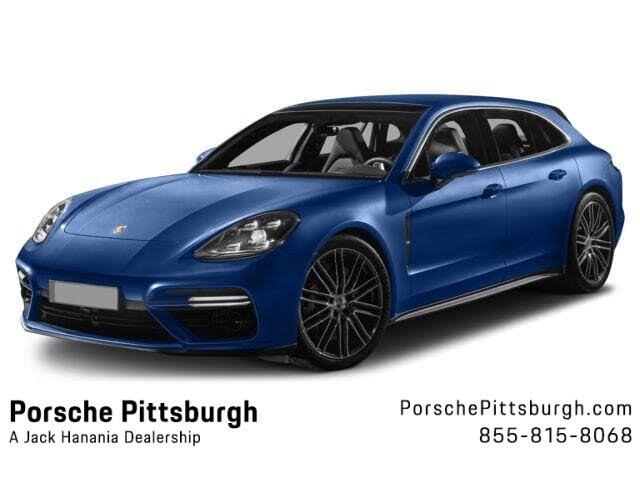 2018 Porsche Panamera 4 Sport Turismo AWD