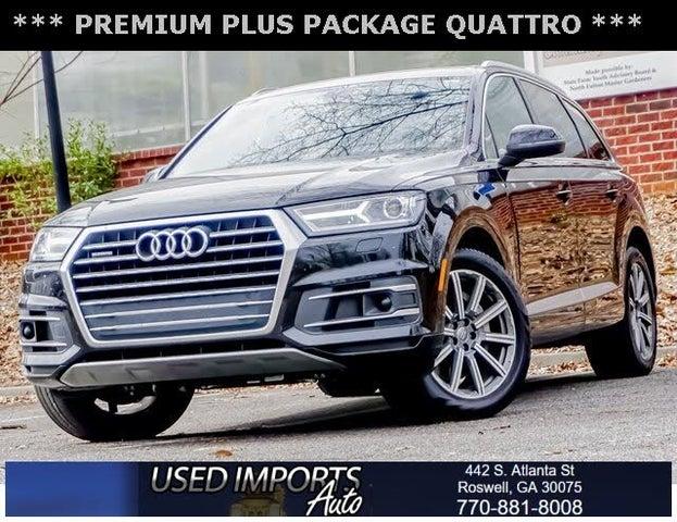 2018 Audi Q7 2.0T quattro Premium Plus AWD