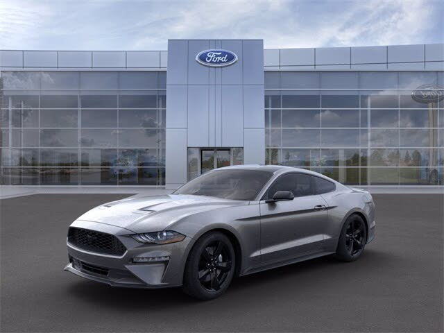 2021 Ford Mustang EcoBoost Coupe RWD