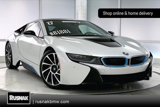 2017 BMW i8 Coupe AWD