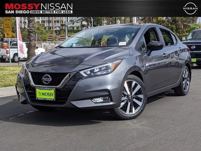 2021 Nissan Versa SR FWD