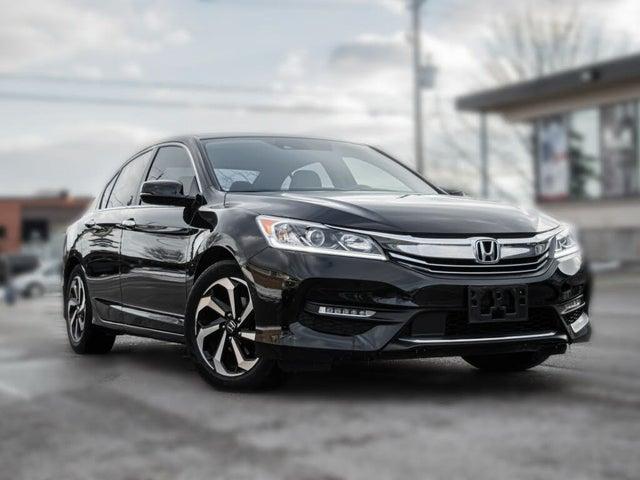 2017 Honda Accord SE FWD
