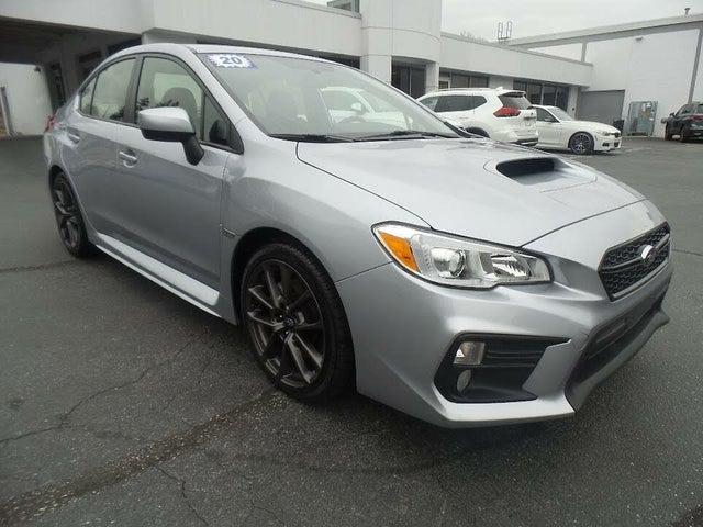 2020 Subaru WRX Premium AWD