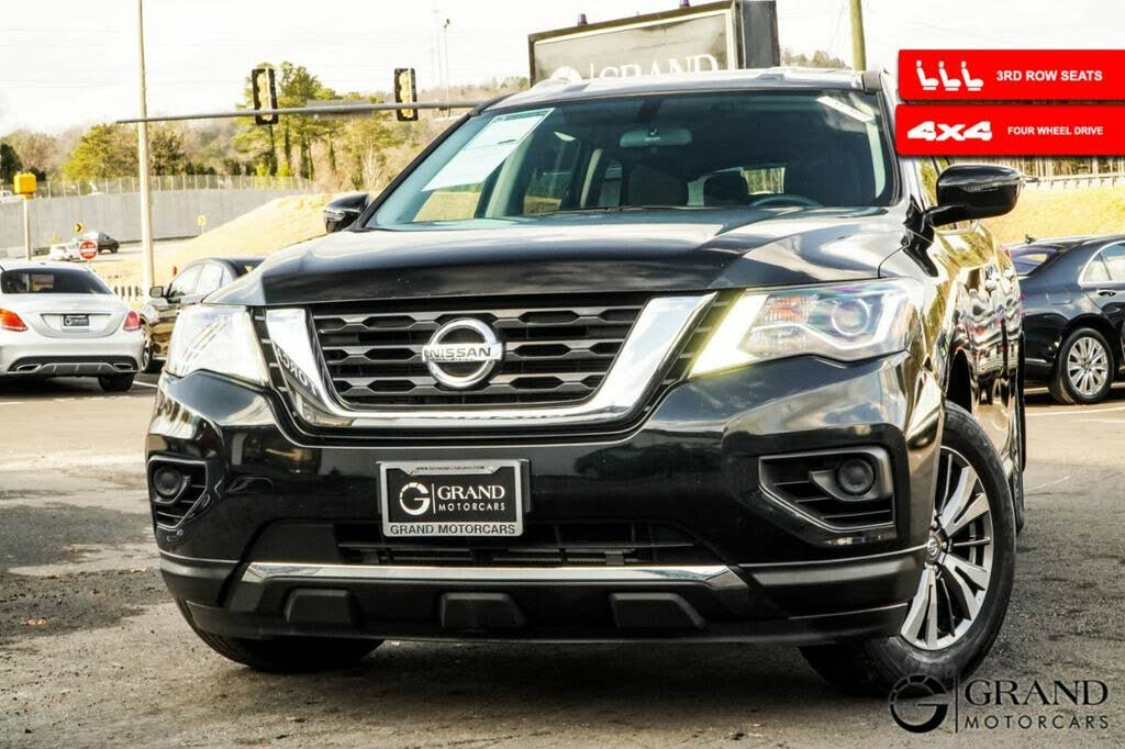Used 2018 Nissan Pathfinder For Sale Right Now Cargurus