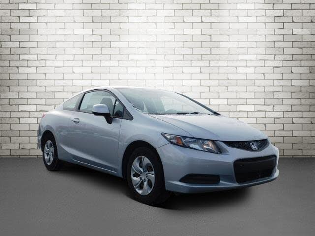 2013 Honda Civic Coupe LX