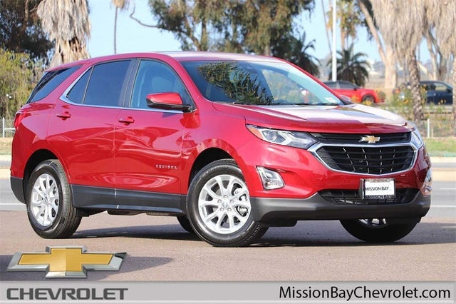 2021 Chevrolet Equinox LT FWD with 1LT
