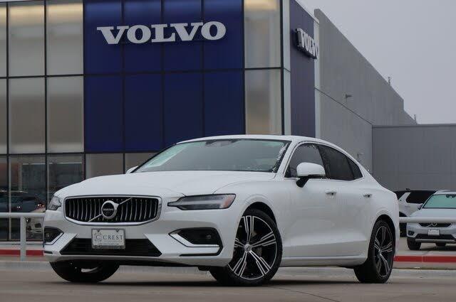 2021 Volvo S60 T6 Inscription AWD