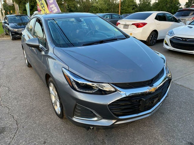 2019 Chevrolet Cruze Premier Sedan FWD