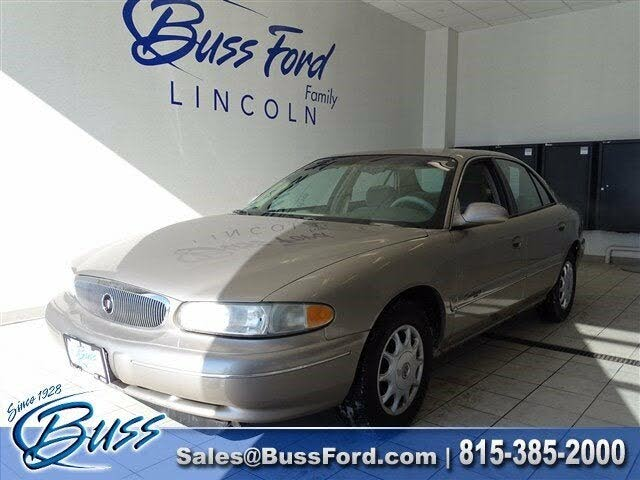 2000 Buick Century Custom Sedan FWD