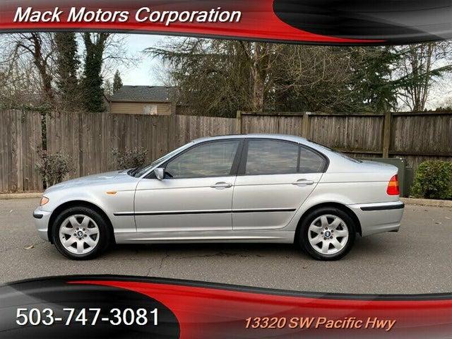 Used 2002 Bmw 3 Series 325xi Sedan Awd For Sale Right Now Cargurus