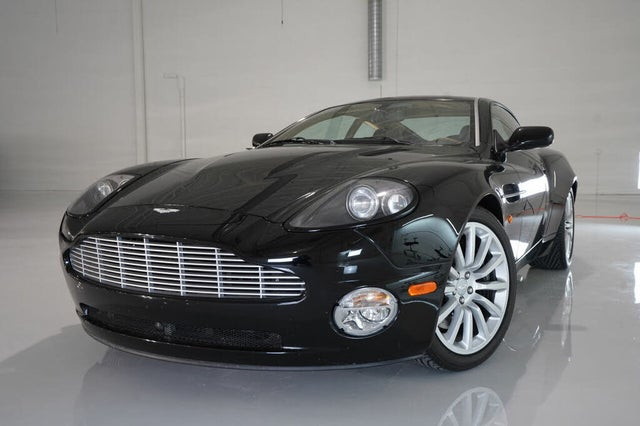 Used 2004 Aston Martin V12 Vanquish For Sale Right Now Cargurus