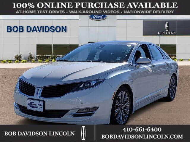 2016 Lincoln MKZ V6 Black Label AWD