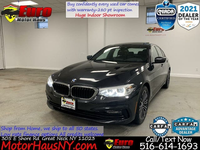 2018 BMW 5 Series 530i xDrive Sedan AWD