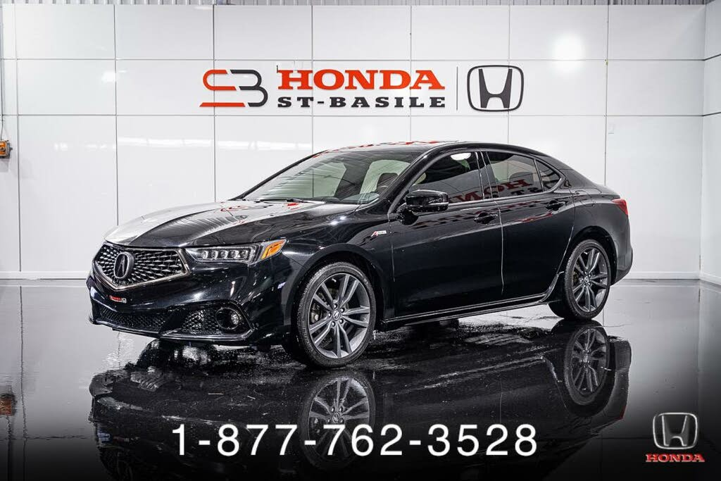 Used Acura Tlx For Sale In Montreal Qc Cargurus