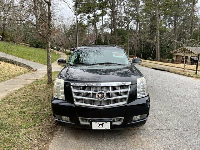2009 Cadillac Escalade ESV Platinum 4WD