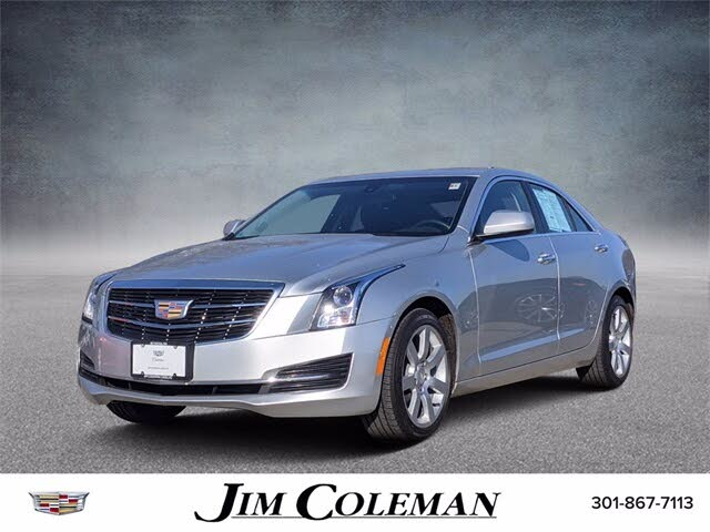 2016 Cadillac ATS 2.5L RWD