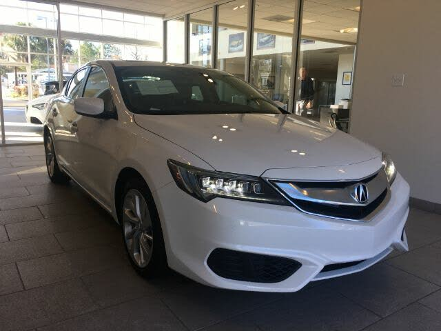 2017 Acura ILX FWD with Technology Plus Package